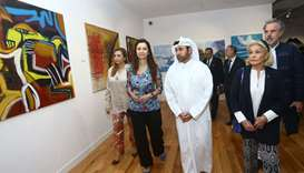 Colourful display of cultures, Spanish artists amaze art admirers