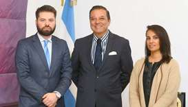 Argentinian embassy joins hands with Pallas Arts to support kids in need