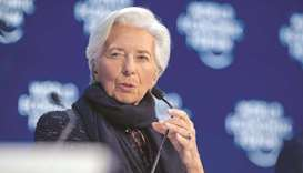Lagarde warns markets not to assume ECB policy is on 'autopilot'