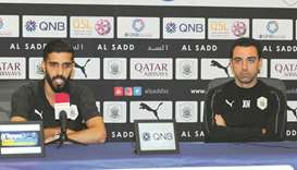 Shahania match will be difficult for Sadd, says Xavi