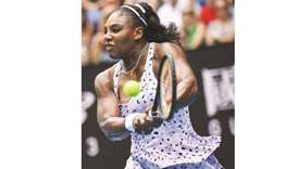 Serena not going quietly as Coco makes case as heir