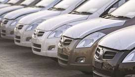 Tax drive blamed for slump in vehicle sales in Pakistan