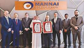 Mannai ICT awarded ISO certifications
