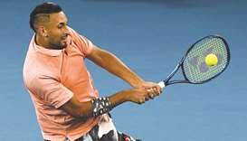 Kyrgios sets up clash with Nadal