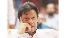 Prime Minister Khan is said to have expressed opposition to the decision to add another Rs80bn to th