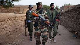 Twenty soldiers killed in Mali attack, government says