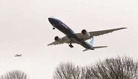 Boeing's long-haul 777X airliner makes first flight