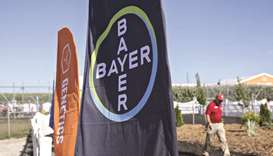 Bayer is said to discuss $10bn settlement of weed killer claims