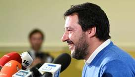 Italy's Salvini loses key regional vote, in relief for government