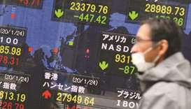 Asia equities and oil sink over fears of deadly virus