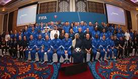 FIFA Technical Experts' Workshop kicks off in Doha