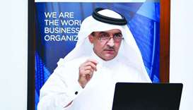 Qatar Chamber board member and secretary general for the International Chamber of Commerce Qatar (IC