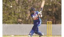 Verma takes a short cut to India women's team