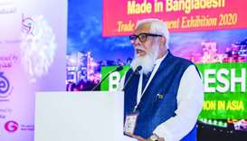 Expo showcases Bangladesh business opportunities to Qatari investors