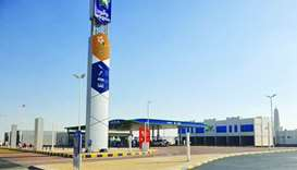 The Sealine Petrol Station was inaugurated by Woqod on Thursday.