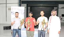 QSC holds open day for cars at Lusail International Circuit