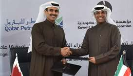 QP signs agreement to supply Kuwait with 3mn tons per annum LNG