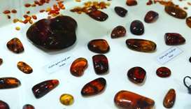 13 countries to take part in Katara Amber Exhibition