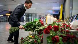 Ukraine airliner accidentally downed by Iran, US officials say