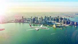 Qatar Airways to fly to over 85 destinations by mid-Sept