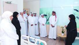 PM opens HMC's specialised care centre for elderly patients