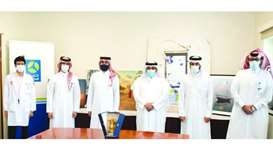 HMC receives 30 paintings of Qatar's heritage, wildlife and marine life