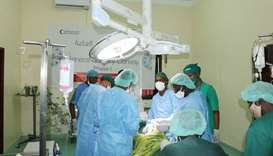 QRCS concludes two general surgery campaigns in Somalia