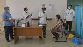 India readies colossal coronavirus vaccine rollout