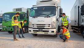 MOTC collecting data to develop Qatar Freight Master Plan