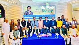 Karwan-e-Urdu Qatar holds literary discourse
