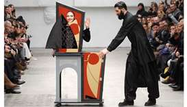 Magicians mark 100 years of sawing people in half