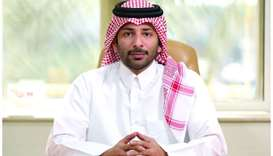 QLM chief executive officer Fahad Mohamed al-Suwaidi