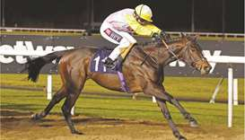 Al Rabban Racing's Wallem strikes at Wolverhampton