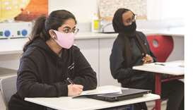 QF platform for students to find voice