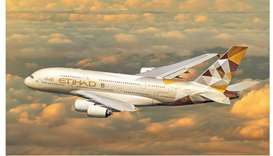 Etihad Airways to recommence flights to Doha from Feb 15