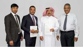 Qatar's leading logistics provider GWC announced the signing of an MoU for the acquisition of Aero C