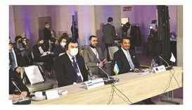 Qatar takes part in 113th Session of UNWTO's Executive Council
