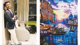 Arjun Suvaraj; Venice, also known as the floating city, is arguably one of the most picturesque citi