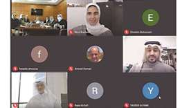 Ministry participates in meet on GCC environmental portal