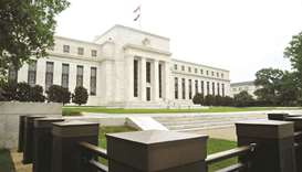 The US Federal Reserve building in Washington, DC. The FOMC has its first meeting of 2021 on January