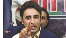 Bilawal: The democratic way to (remove the prime minister) is through a no-confidence motion.