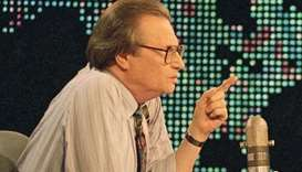 US television host Larry King dies aged 87: CNN