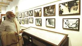 Modi pays tribute to legendary freedom fighter