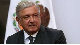 Mexican president Lopez Obrador tests positive for Covid-19
