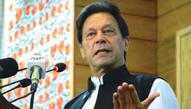 "Prime Minister Imran Khan wants ""a good message to be given""."