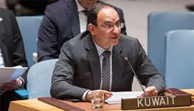 Kuwait on behalf of Arab states calls for permanent seat in Security Council