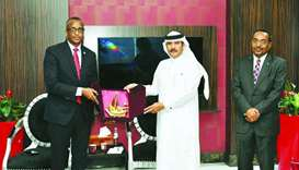 Qatar market 'greatly welcomes' Somali products, says chamber official