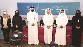 Qatar Charity launches fifth edition of 'Future's Writers'
