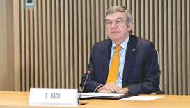 Olympic chief Bach calls for 'patience' over Tokyo Games
