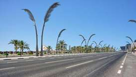Ashghal signs two contracts with local suppliers for 2600 decorative light poles for Doha Corniche a